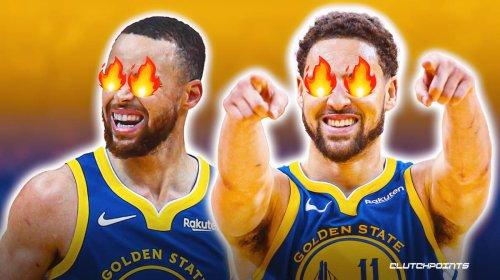 RUMORS: Warriors targeting Stephen Curry, Klay Thompson backups in 2021 NBA Draft