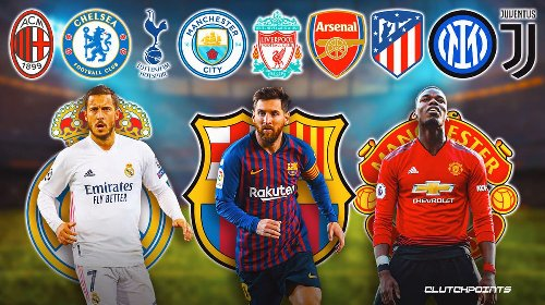 FIFA condemns European Super League forming among Real Madrid, Barcelona, Manchester United