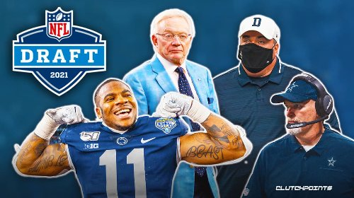 2 best moves by Dallas Cowboys in 2021 NFL draft