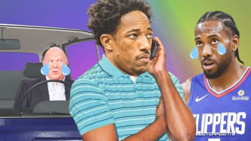 Bulls star DeMar DeRozan caused Clippers to U-turn (while driving) in free agency decision