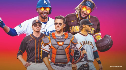 The San Francisco Giants are a threat to the Dodgers, Padres
