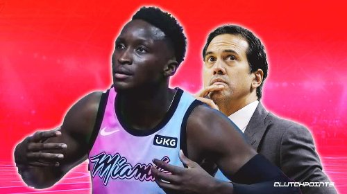 The reason Heat's Victor Oladipo chose season-ending surgery, per Erik Spoelstra