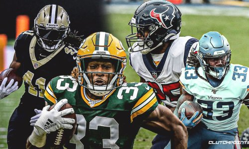 Fantasy Football NFL Week 10 Start 'Em Sit 'Em: Running Backs