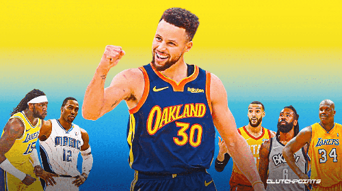 Warriors star Stephen Curry's mind-boggling feat no other guard in NBA history has done