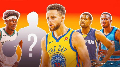 Golden State's Stephen Curry's surprising top entry on top defenders list