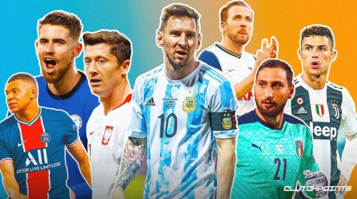 Top 5 2021 Ballon d'Or contenders, ranked