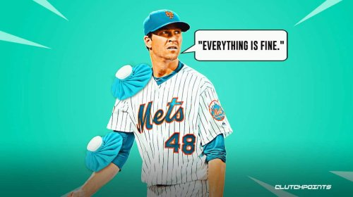 The case for sitting Mets ace Jacob deGrom for his next two starts