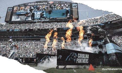 The Roar: Carolina Panthers cover image