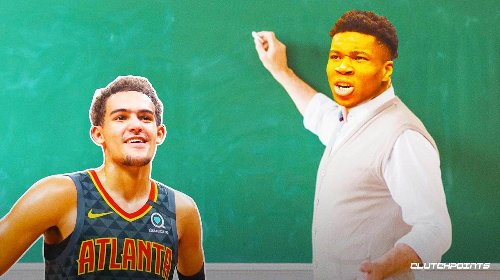 Giannis Antetokounmpo pinpoints crucial Trae Young trick to prevent in Game 2