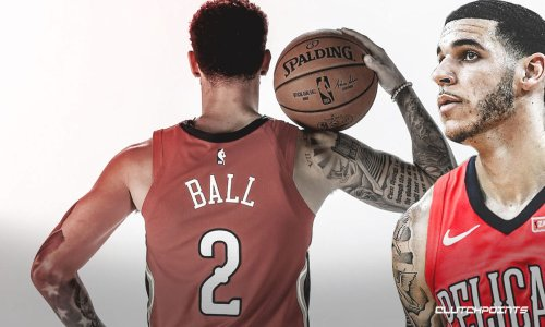 Lonzo Ball Reveals Top Two Choices For His Jersey Name In NBA Restart