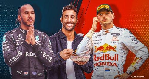 Formula 1 star Daniel Ricciardo gives honest take on Verstappen vs. Hamilton rivalry