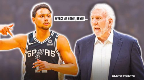 Bryn Forbes softens loss of Patty Mills with return to the Spurs