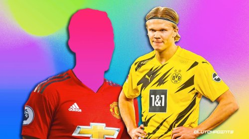 Dortmund identify potential Erling Haaland replacement from Premier League