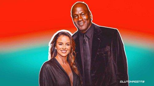 Michael Jordan's wife Yvette Prieto