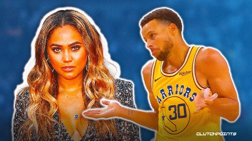 Stephen Curry's wife, Ayesha Curry, has 1-word reaction to husband going en fuego for Warriors