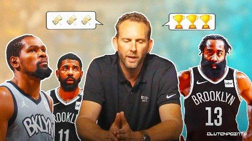 Nets' major roster plans for Kevin Durant, Big 3, per GM