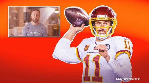 Alex Smith announces retirement in chilling IG video