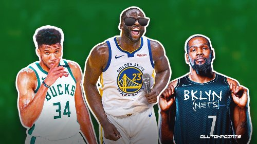 Draymond Green takes shot at Giannis Antetokounmpo after getting owned by Kevin Durant
