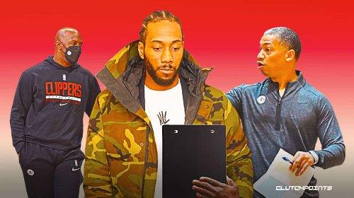 Kawhi Leonard's secret involvement in Clippers' Game 6 win vs Jazz