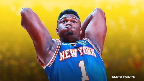 Zion Williamson is already setting the stage to force his way to the Knicks
