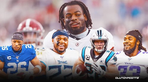 Najee Harris gives his take on NFL's best running back