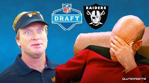 2 mistakes by the Las Vegas Raiders in 2021 NFL Draft