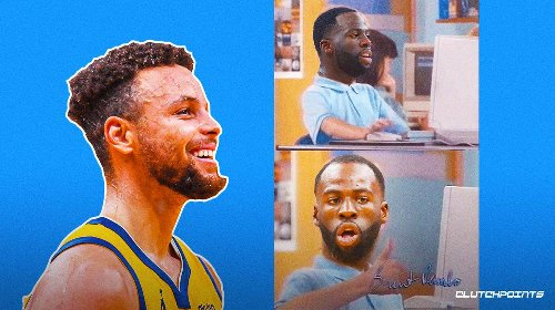 Draymond Green shares favorite Stephen Curry moment from sizzling season