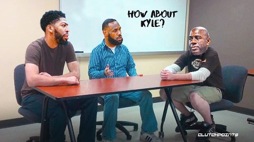 LeBron James, Anthony Davis get straight reality check from Magic Johnson