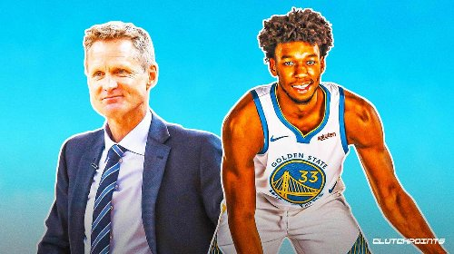 Steve Kerr's bold claim on rookie James Wiseman