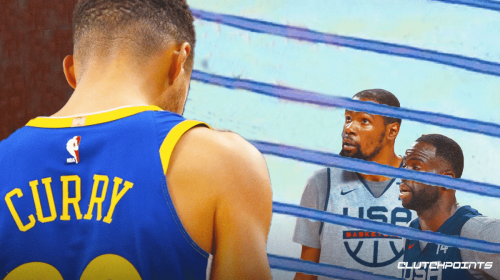 Stephen Curry snubbing Team USA draws honest take from Warriors co-star Draymond Green