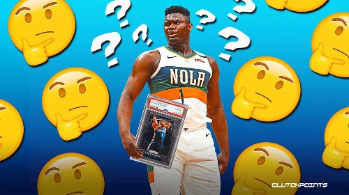 Keep or sell 'em: Zion Williamson cards are at a crossroads for collectors