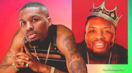 Blazers news: Damian Lillard drops new music video, channels rap icons Tupac, Notorious B.I.G.