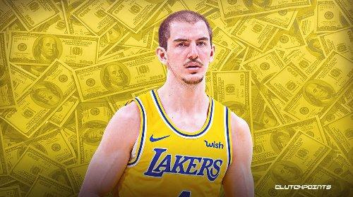 Alex Caruso's net worth in 2021