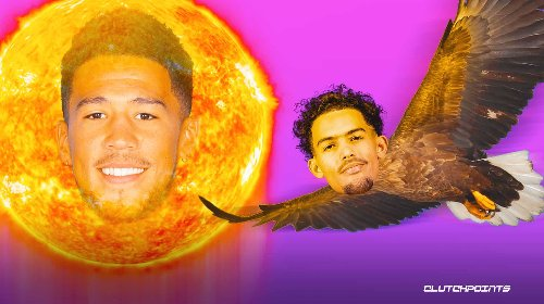 Devin Booker and Trae Young are proving playoff experience is overrated