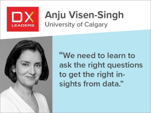 Anju Visen-Singh: Close Digital Experience Gaps With Stronger Data Science Capabilities