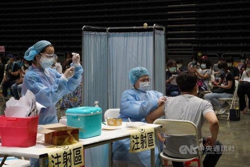 COVID-19 vaccine recipient died of heart attack: CECC - Focus Taiwan