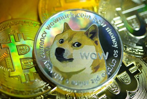 Dogecoin spikes 300% in a week, stoking fears of a cryptocurrency bubble