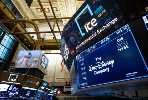 Cramer sells his charity's Disney position for the first time in 16 years