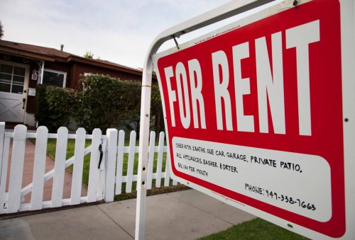 Rents for single-family homes just saw the largest gains in nearly 15 years