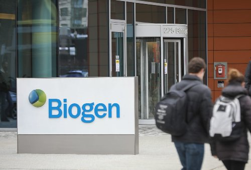 Biogen shares surge 38% after FDA approves Alzheimer's drug, the first new therapy for the disease in nearly two decades