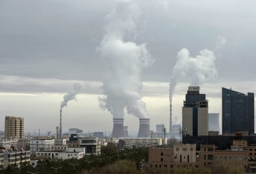 China has 'no other choice' but to rely on coal power for now, official says