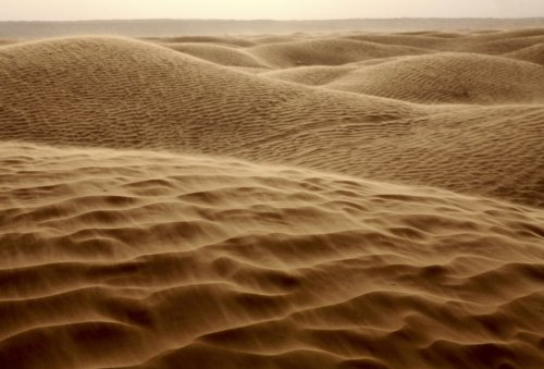 A sand shortage? The world is running out of a crucial — but under-appreciated — commodity