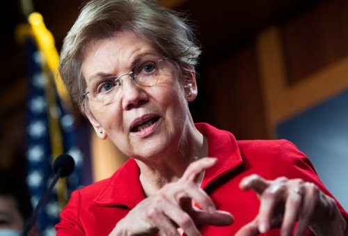 Elizabeth Warren makes fresh push for wealth tax – 'Yes, Jeff Bezos, I'm looking at you'