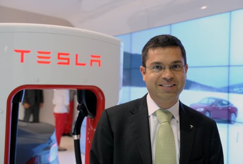 Tesla's former automotive chief sold more than $270 million of stock after leaving on June 3
