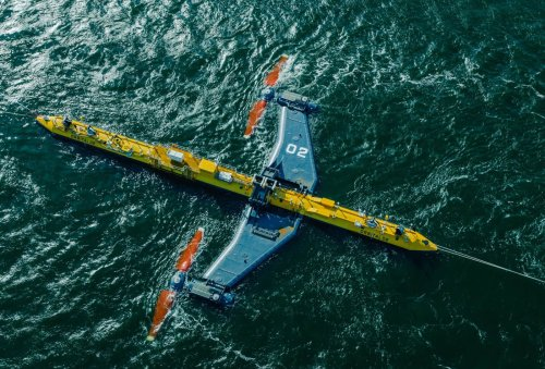 'World's most powerful tidal turbine' gears up for operation