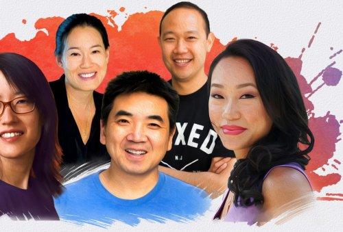 'I wish I spoke up sooner': 12 Asian American leaders talk career, identity and representation in the U.S.