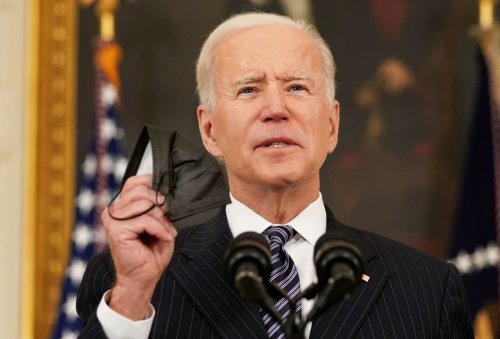 Biden says vaccine mandate for all federal employees is under consideration following VA order