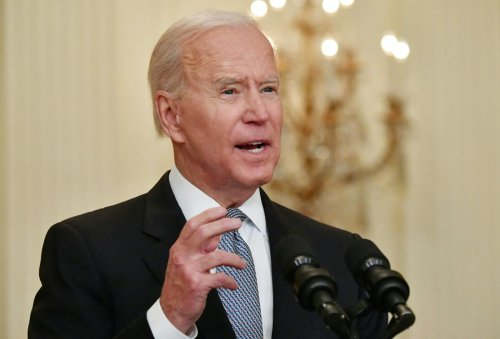 Biden warns states with low Covid vaccination rates may see cases rise again