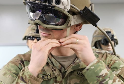 Microsoft wins U.S. Army contract for augmented reality headsets, worth up to $21.9 billion over 10 years
