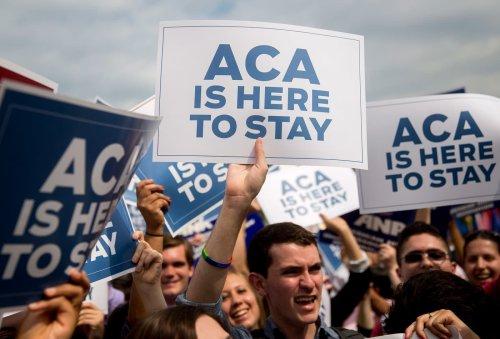 Obamacare survives after Supreme Court rejects latest Republican challenge